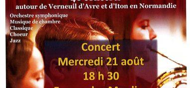 Concert Ferme des Moulins