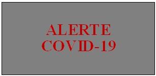 Alerte Covid-19